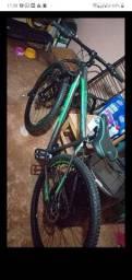 *Leia a descrição* Bicicleta aro 29 free action freio a disco