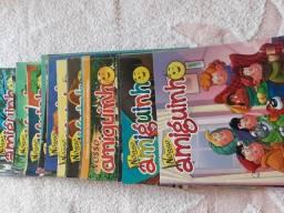 Infantil livros