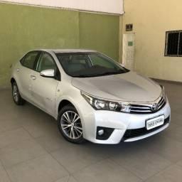 Toyota Corolla XEi 2.0 Automático 2015!!!