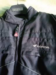 Jaqueta speed preta Honda