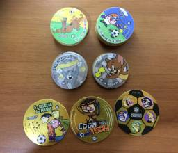 Lote 47 Tazos Copa Toon Cartoon Network Anos 90