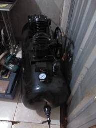 Compressor 15 pés 3 pistões