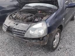 Sucata Renault Clio Sedan Exp Hi-Flex 2006