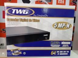 Gravador digital de video hibrido