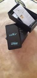 Celular LG K8+ novo