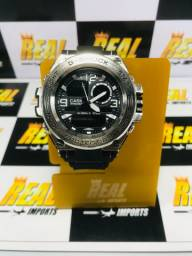 Relógio masculino g-shock metal