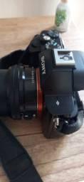 Sony Alpha 7l / com Lente 16-50mm
