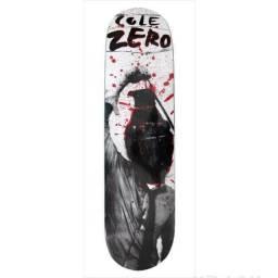 Skate Pro completo ZERO Cole Attak