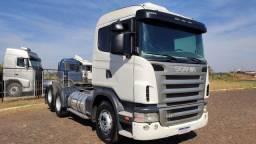 Scania G420 6x2 Com Ar 2009