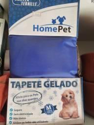 Tapete gelado para cães