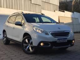 Peugeot 2008 Griffe 1.6 Turbo Flex Mec. 2015/2016