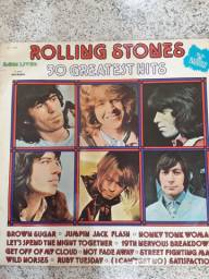 LP Duplo Rolling Stones The Greatest Hits raridade!