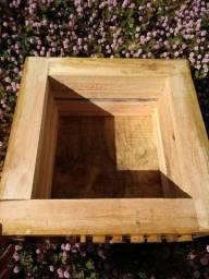 Caixa para abelha Mandaçaia
