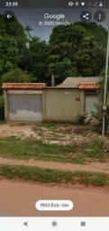 VENDO TERRENO COM CASA NO CENTRO DE BELTERRA.