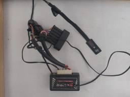 Pedal de aceleracao SFI Chips Eurobooster L200 mitsubishi triton / pajero full