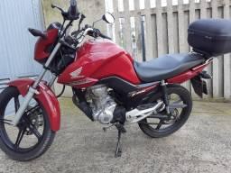 Moto fan 160 unica dona
