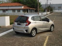 Honda Fit LX 2014/15 - apenas 37 mil Km rodados