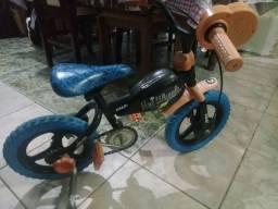 Bicicleta infantil CALOI Hot Weells Custon culture