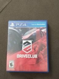 Jogo PS4 DriveClub