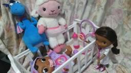 Brinquedos Doutora brinquedo e seus  amigos- ver descrição