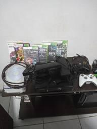 Xbox 360 650,00 aceito cartão