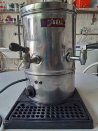 Cafeteira elétrica industrial