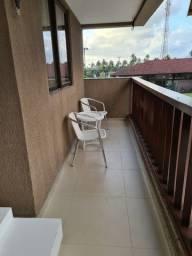1Aht- Apartamento mobiliado em Muro Alto! 2qts(1 Suíte), 62m2, Mobiliado.