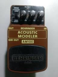 Pedal acustic