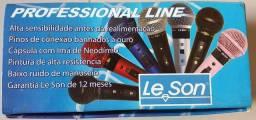 Microfone LeSon SM58 P4
