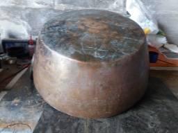 tacho de cobre antigo