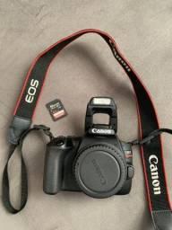 Vendo câmera Canon EOS 3 / SLr3