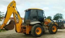 Retro Escavadeira JCB 4cx