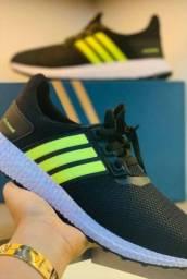 Vendo Tênis Adidas Boots e Fila esportivo ( 120 com entrega)