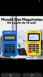 ME30S , MINIZINHA NFC E POINT MINI 15,000qualquer uma