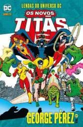 Os Novos Titãs DC - Coleção digital hqs - 1966 a 2021 (atualizada)