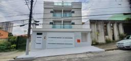 Apartamento Cobertura à venda, 3 quartos, 1 suíte, 2 vagas, Vila Curuça - Santo André/SP