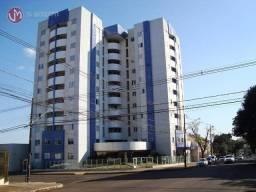 Apartamento com 2 dormitórios para alugar, 100 m² por R$ 1.000,00/mês - Recanto Tropical -