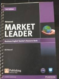 Inglês nível avançado - livro do professor - market leader