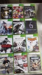 Jogos Xbox 360 original