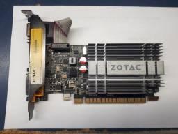 Placa de video geforce 210 de 1gb HDMI, vga, dvi