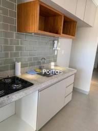 Apartamento com 2 dormitórios para alugar, 65 m² por R$ 2.100,00/mês - Bom Jardim - São Jo