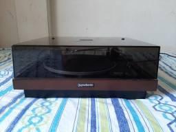 Toca discos Gradiente Garrard 730s