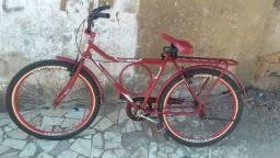 Bicicleta Caloi semi nova baratu