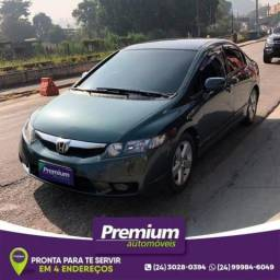 Honda Civic Lxs Manual 2010 Novinho