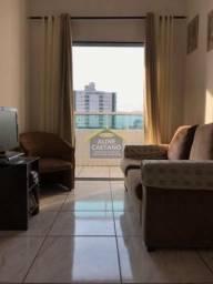 Apartamento à venda com 2 dormitórios em Ocian, Praia grande cod:CL304