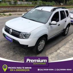 Renault Duster Expression 1.6 Manual Branca 2016