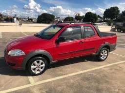 Fiat Strada Working 1.4 8v  (Flex) (Cabine Dupla)