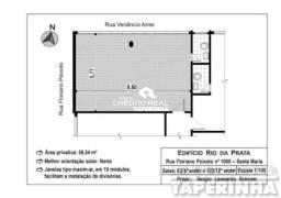Loja comercial à venda em Centro, Santa maria cod:6602