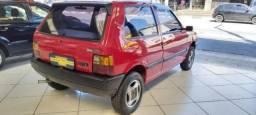Fiat uno 1991 1.0 mille brio 8v gasolina 2p manual