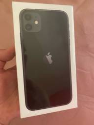 iPhone 11 128G Preto lacrado